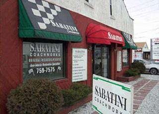 Sabatini Coachworks Inc Custom Upholstery And